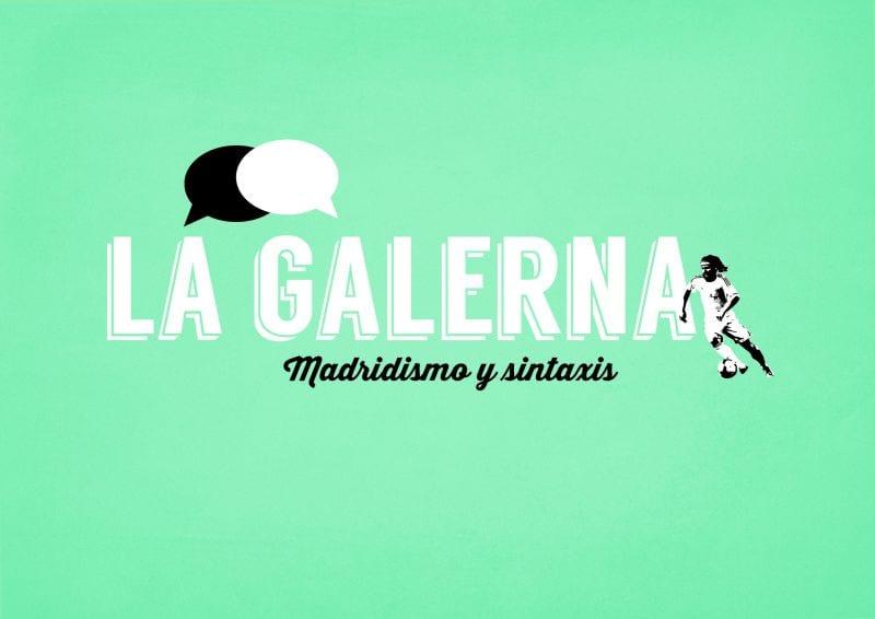 Logo de La Galerna, publicación sobre el Real Madrid