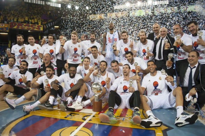 liga 2015 basket real madrid
