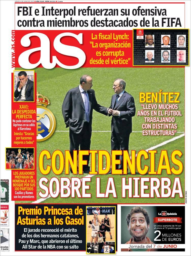portada as 4 de junio de 2015