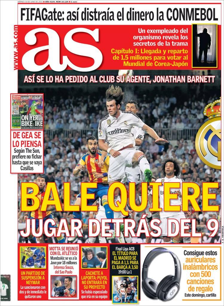 as portada Bale