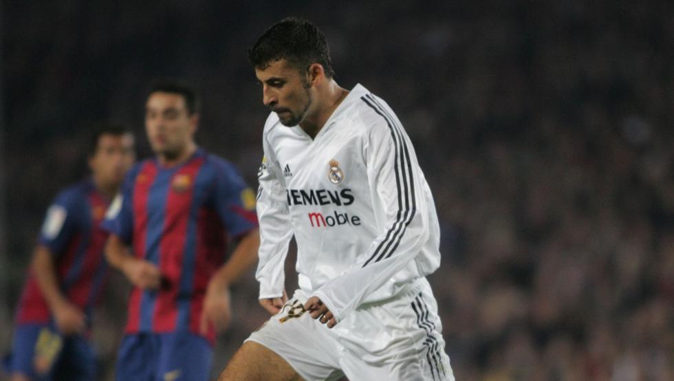 Real Madrid Walter Samuel