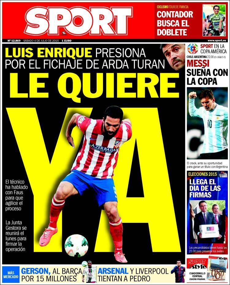 Sport Portada 04.07.15
