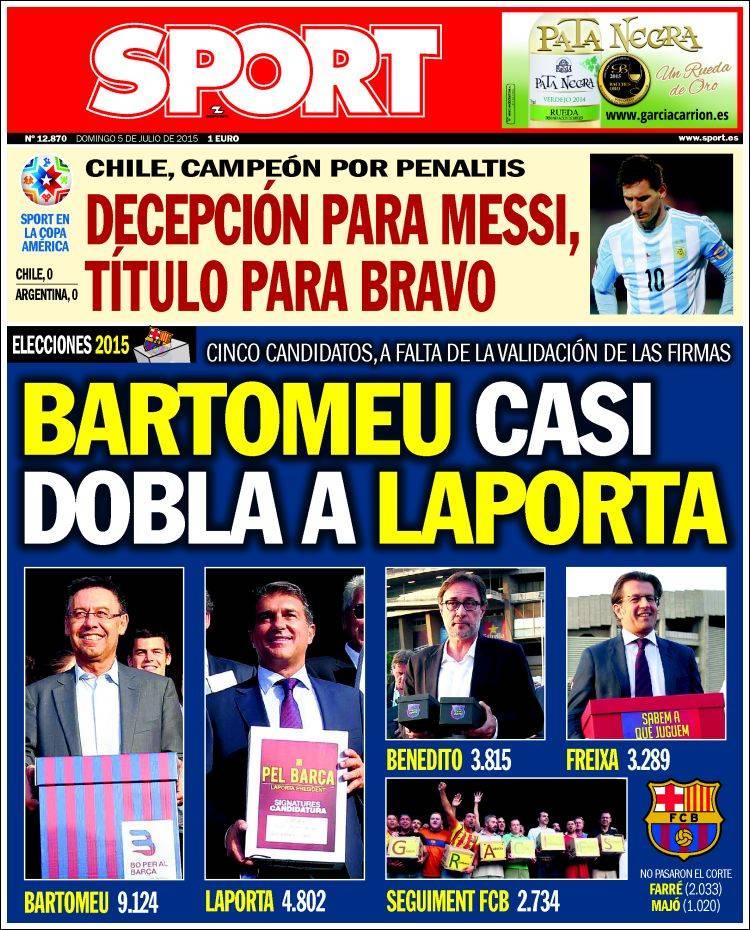Sport Portada 05.07.15