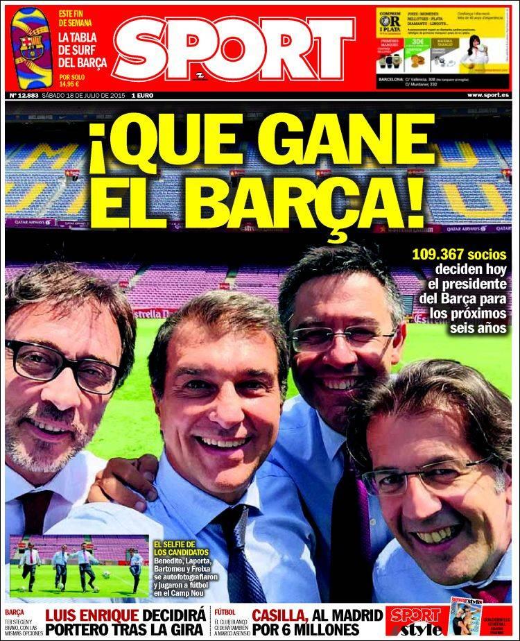 Sport Portada 18.07.15