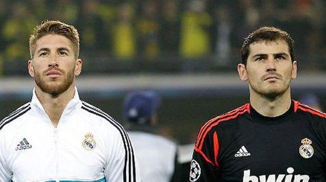 Ramos e Iker