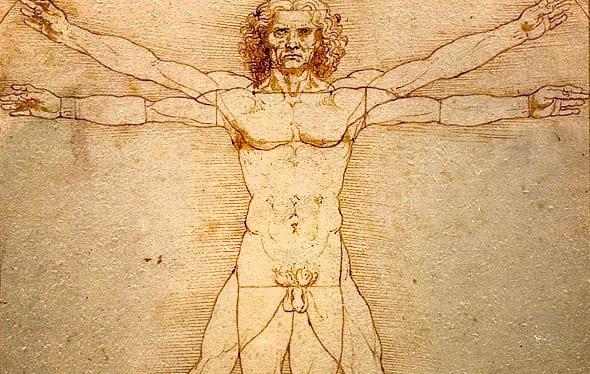 Da Vinci Vitruvio