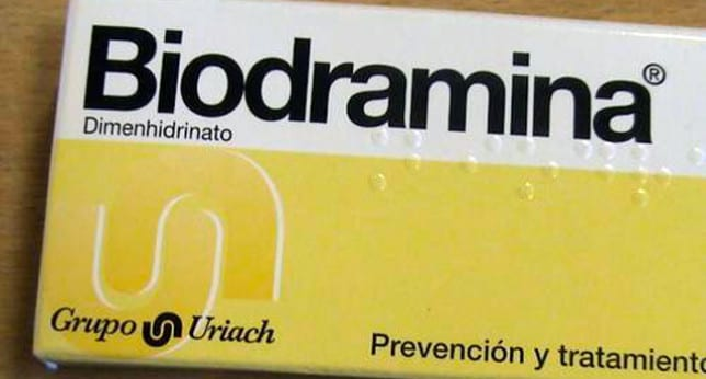 pastillas mareo