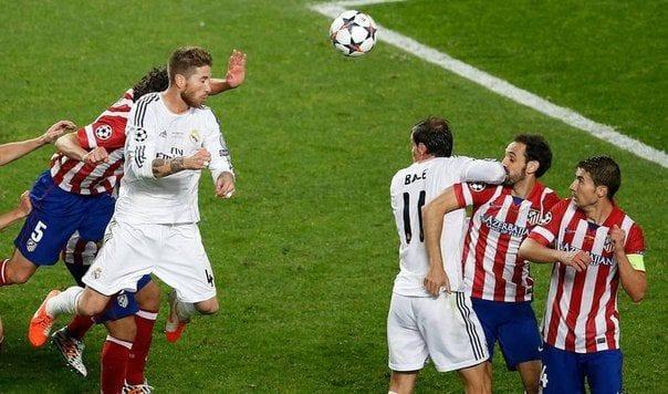 La Décima Sergio Ramos