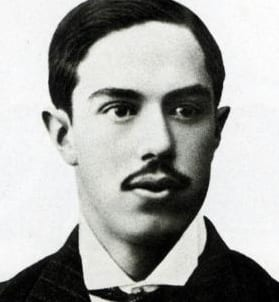 Un jovencísimo Julián Palacios
