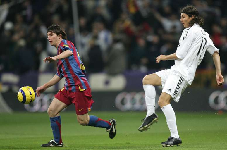 Pablo García Real Madrid