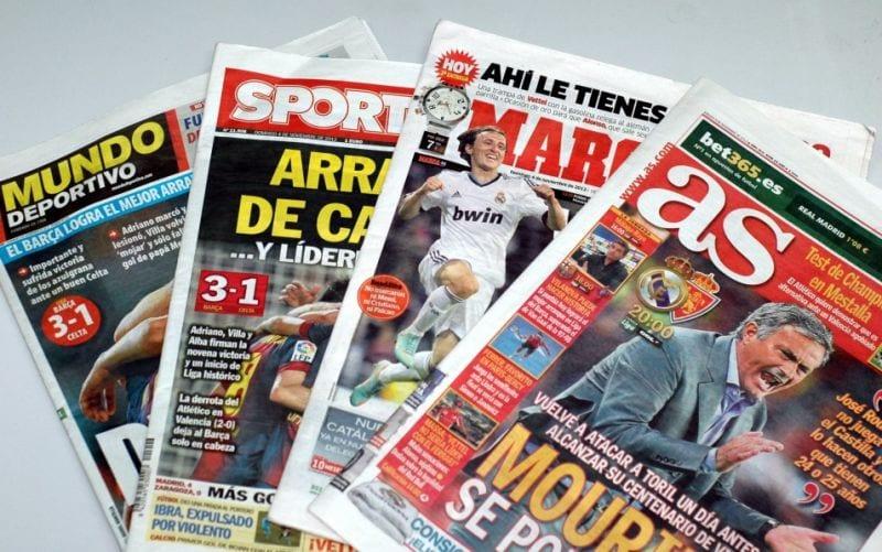 medios deportivos españoles