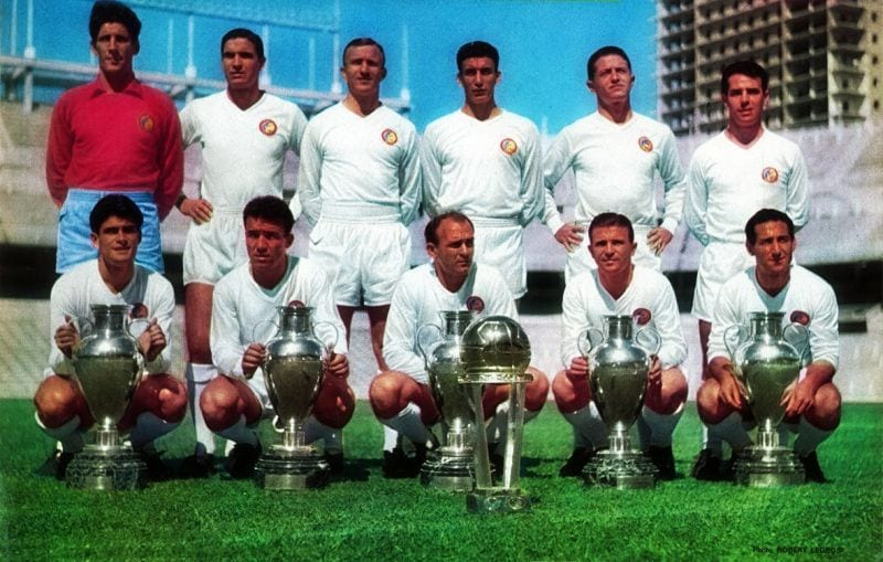 1960 Real Madrid