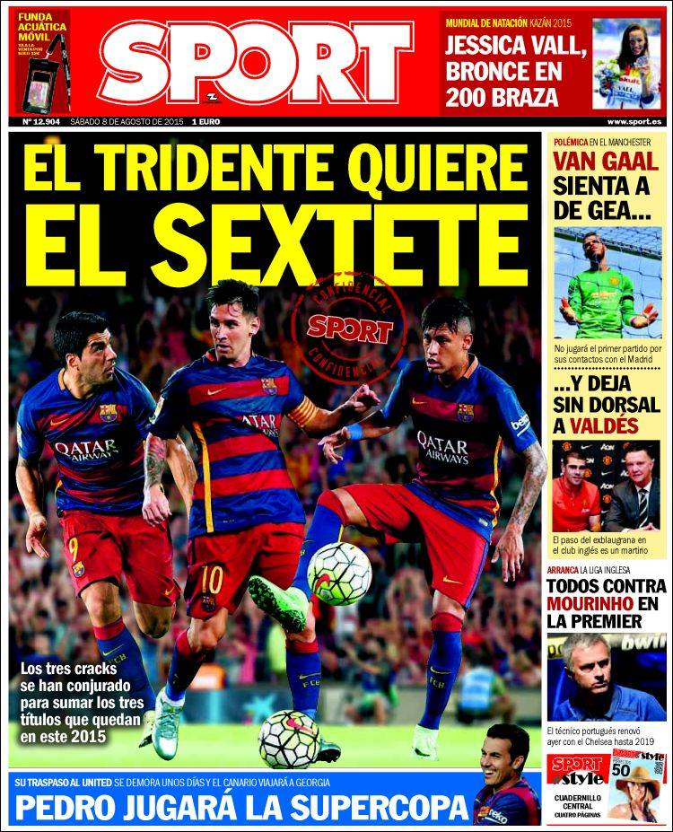 Sport Portada 08.08.15