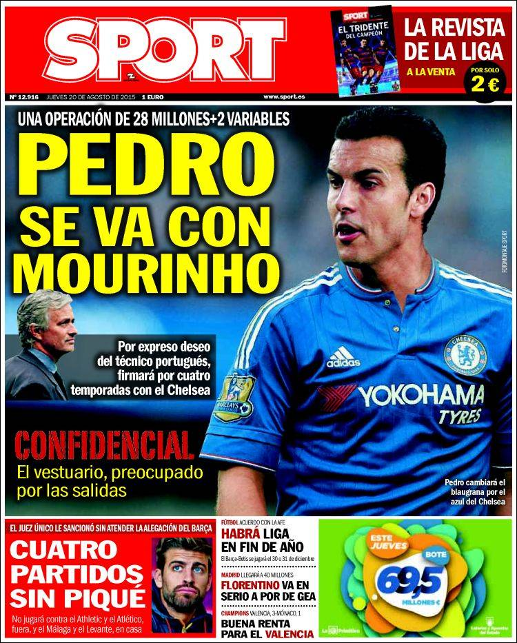 Sport Portada 20.08.15
