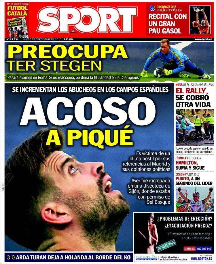 Sport Portada 07.09.15