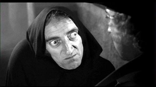 Jovencito Frankenstein Igor
