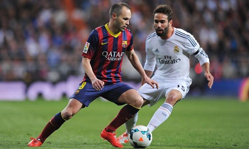 Barcelona-v-Real-Madrid-