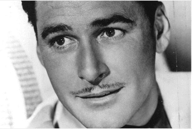CHANNEL 4 TELEVISION 124 HORSEFERRY ROAD LONDON SW1P 2TX 0171 306 8685  Secret Lives reveals the less glamorous side of matinee idol ERROL FLYNN. TX: Saturday 4 July FOR USE AS CHANNEL 4 PICTURE PUBLICITY ONLY