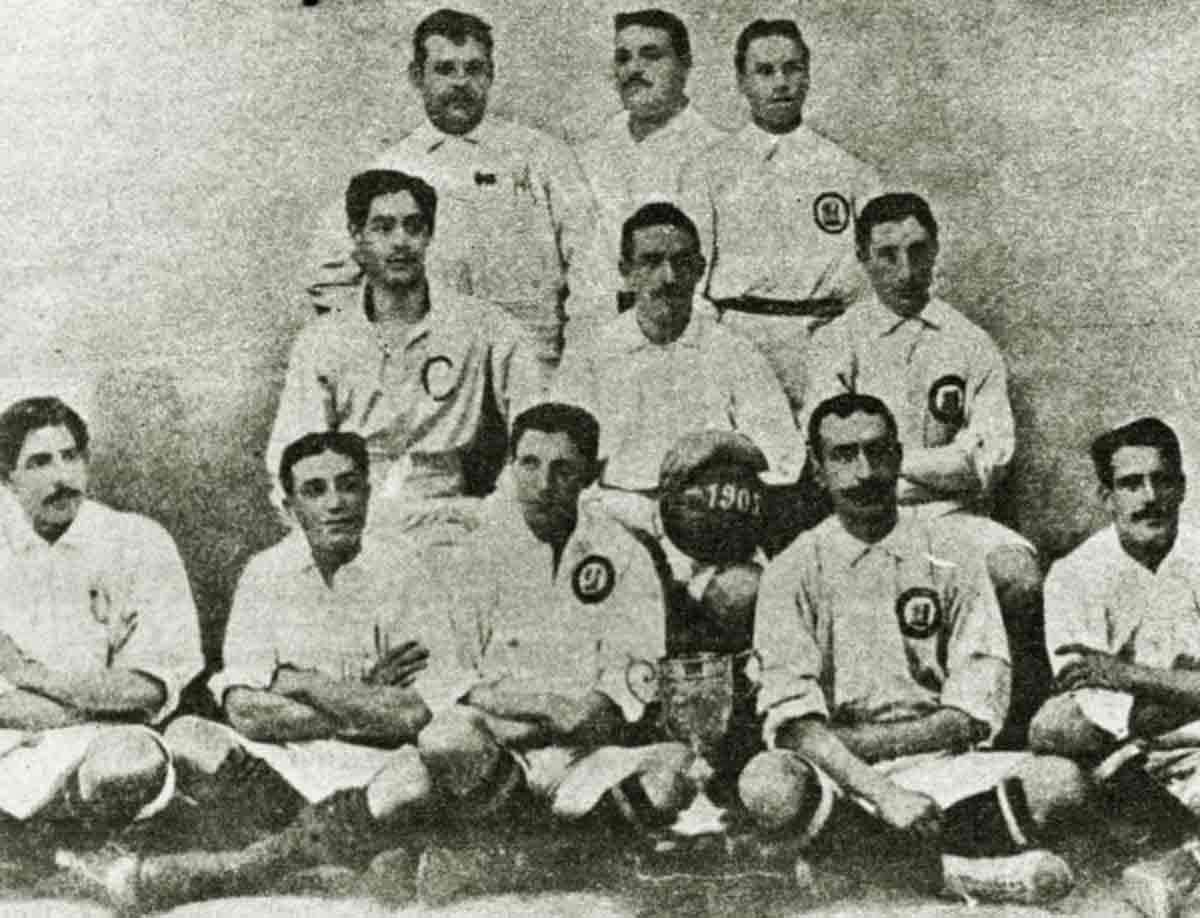 Primera Copa del Madrid (1905)