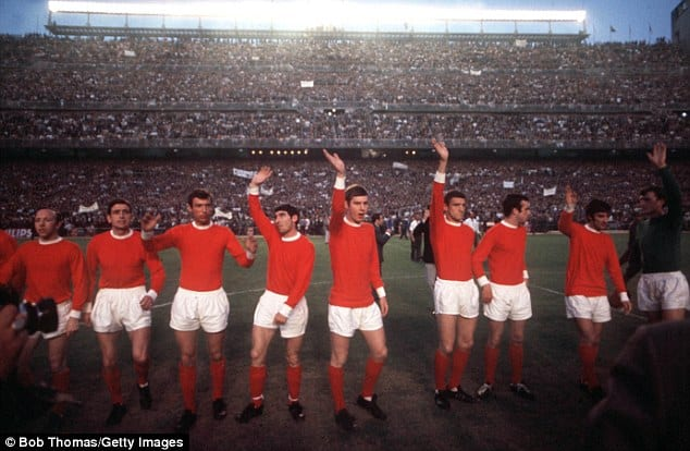 Real Madrid-Manchester United 1968