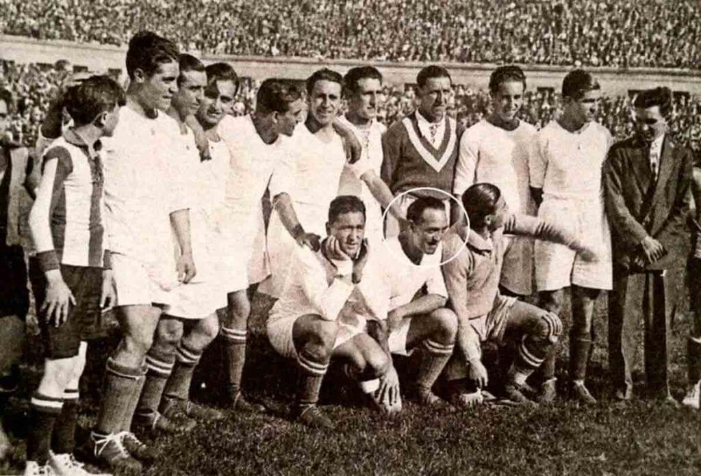 José María Peña: el primer jugador profesional