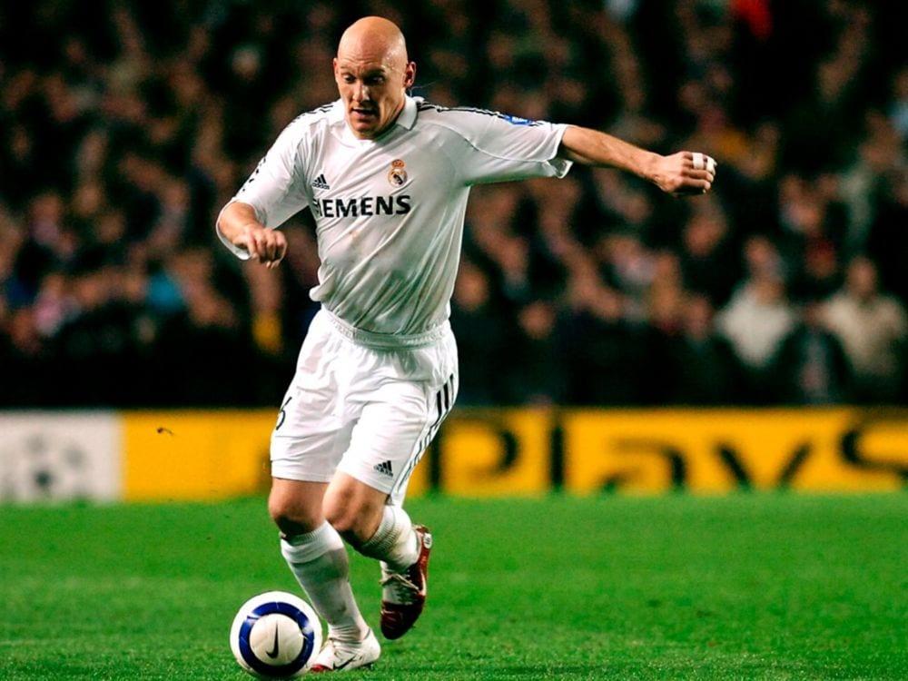Gravesen Real Madrid