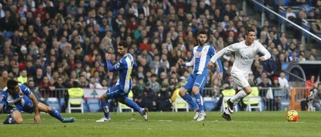 Gol Cristiano