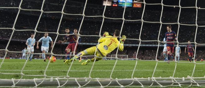 Messi Penalti