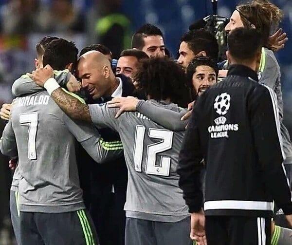 Madrid en Roma