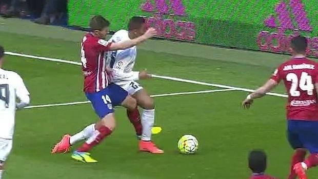 Gabi Penalti