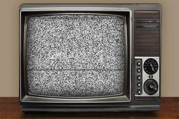 Off televisor