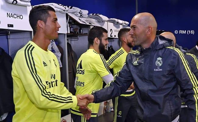 CR Zidane