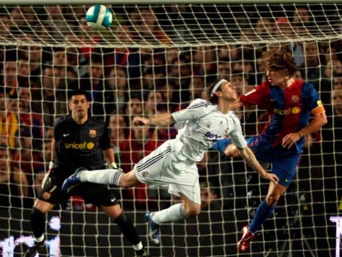 Real Madrid Barça 2007