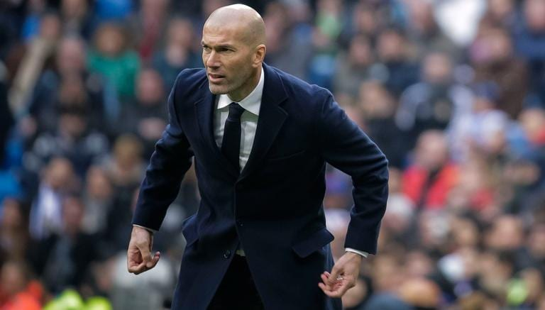 abrigo Zidane