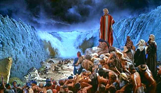 Mar Rojo Moisés