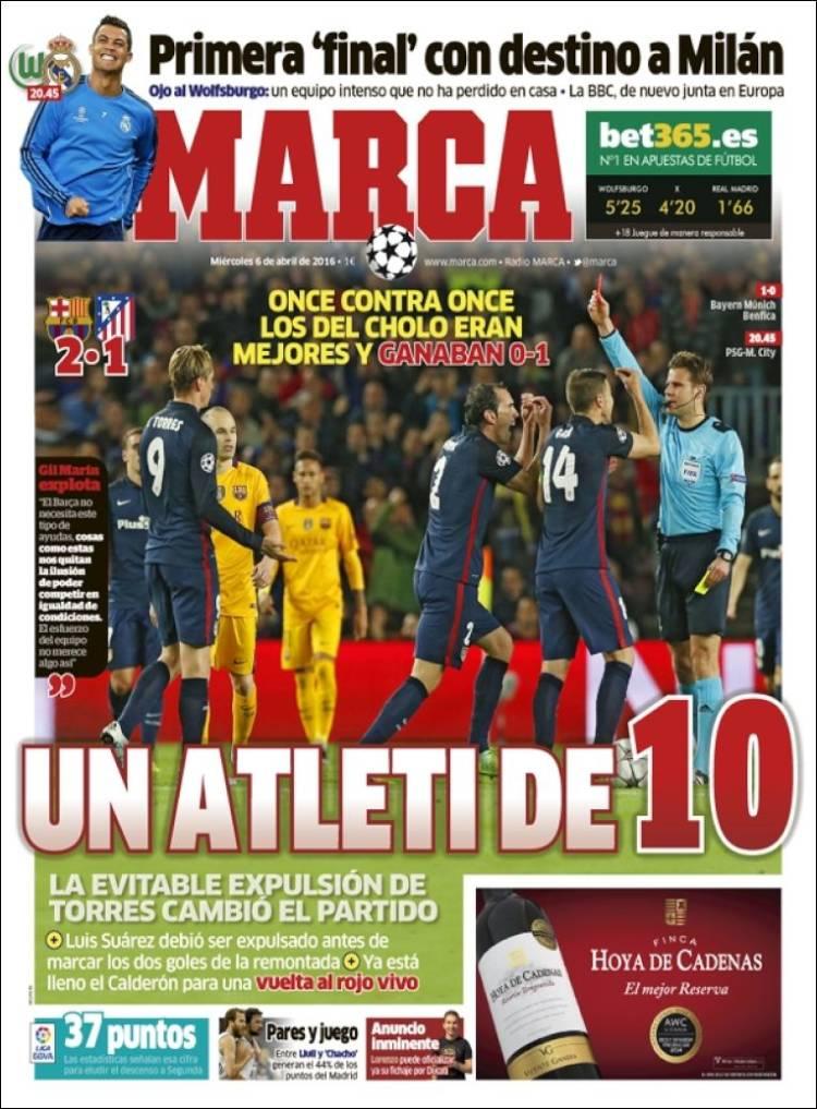 Marca Portada Atleti 10 06.04.16