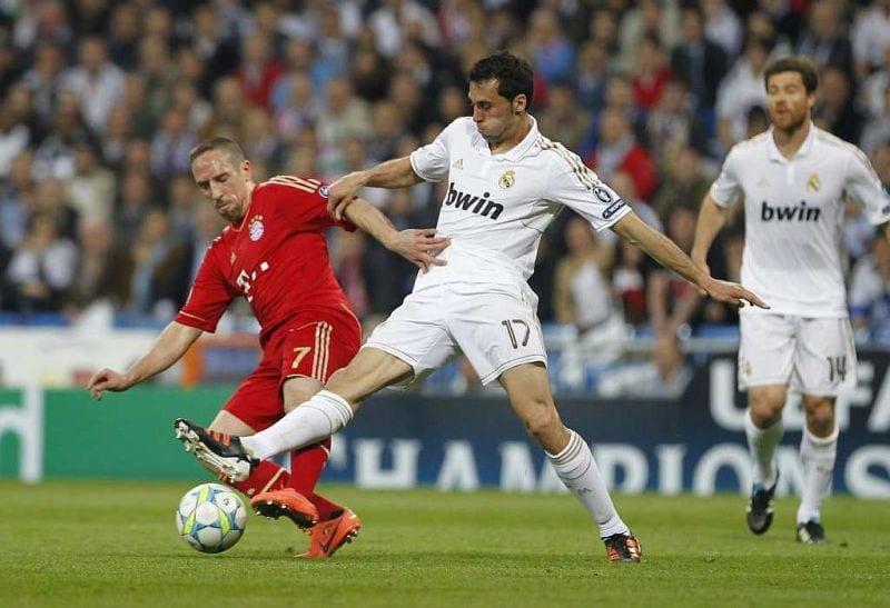 Ribery Arbeloa