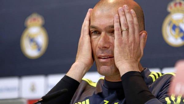 dudas Zidane