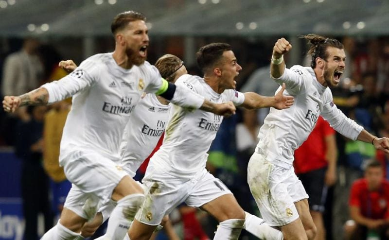 Champions Penaltis