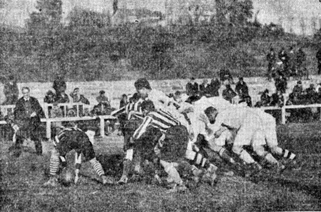 Sección de Rugby del Real Madrid, 1925