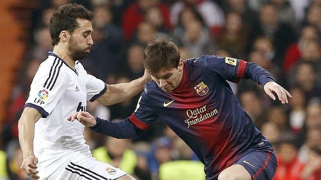 Messi Arbeloa