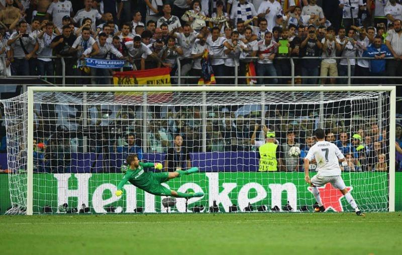 Undécima Penalti