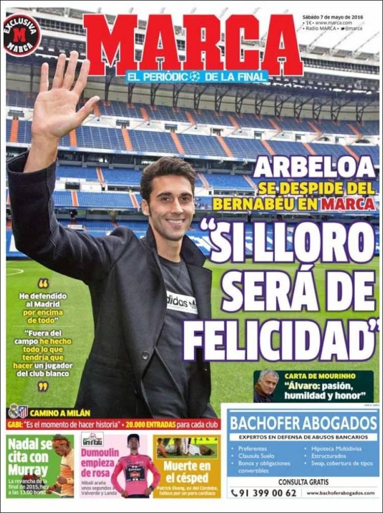 Marca Portada Arbeloa 07.05.16