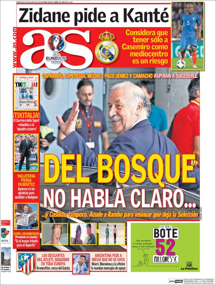 As Portada Del Bosque 29.06.16