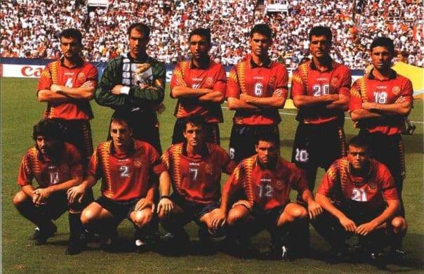 Mundial 94 España