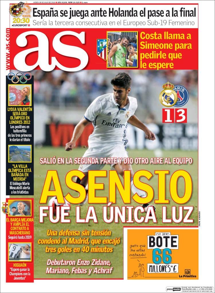 As Portada Asensio 28.07.16
