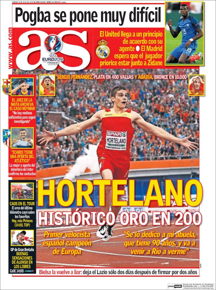 As Portada Hortelano 09.07.16