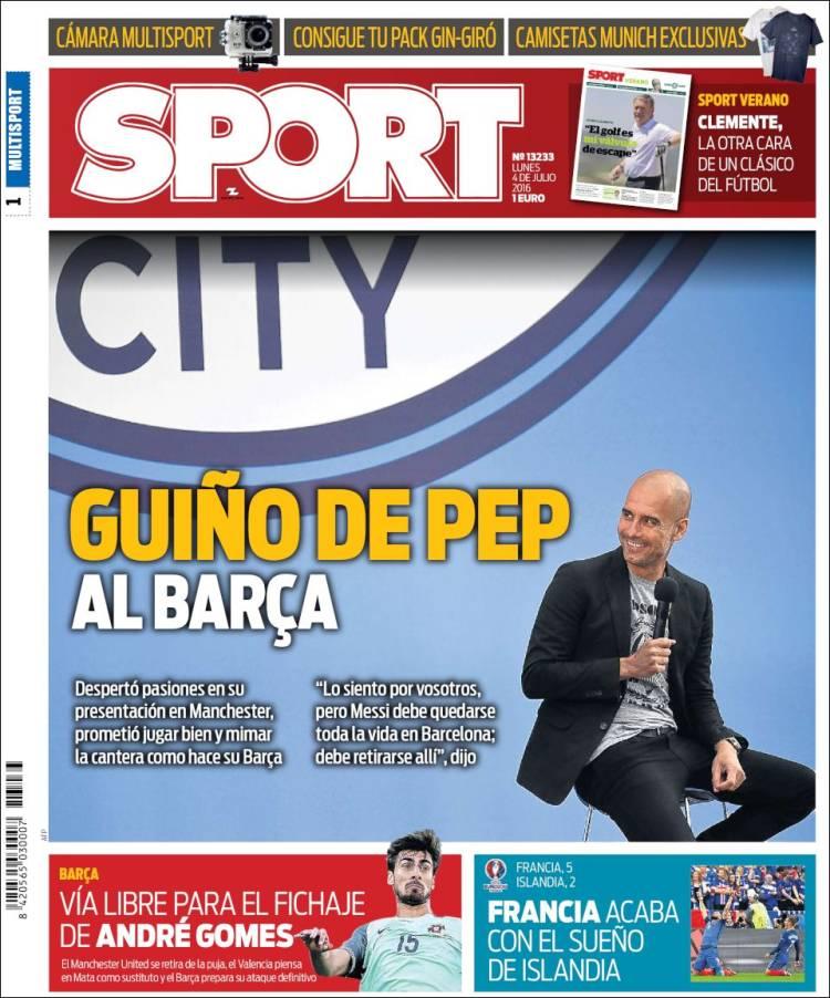 sport pep manchester city