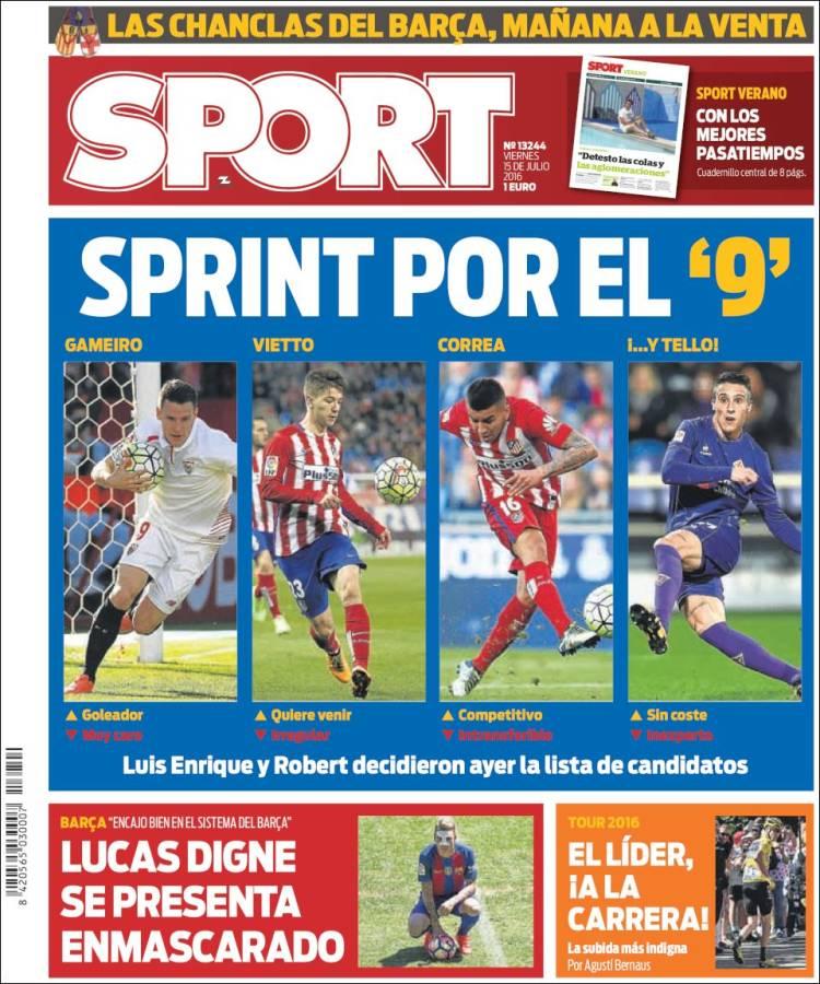 Sport Portada Tello 15.07.16