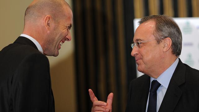 Zidane Florentino